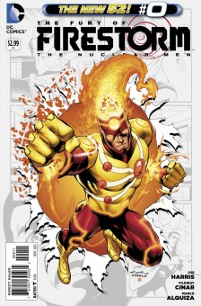 Firestorm: The Nuclear Men