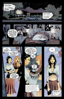 Rockstars 1 issue page 4