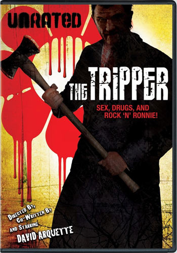 The Tripper DVD Cover