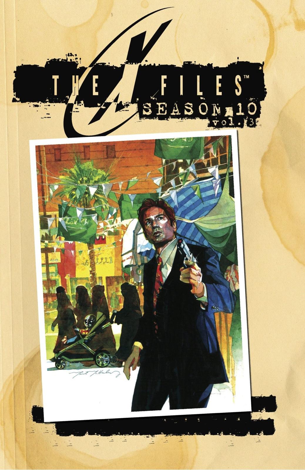 X Files Season 10: Vol. 3