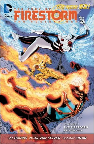 Firestorm: The Nuclear Man Vol. 2