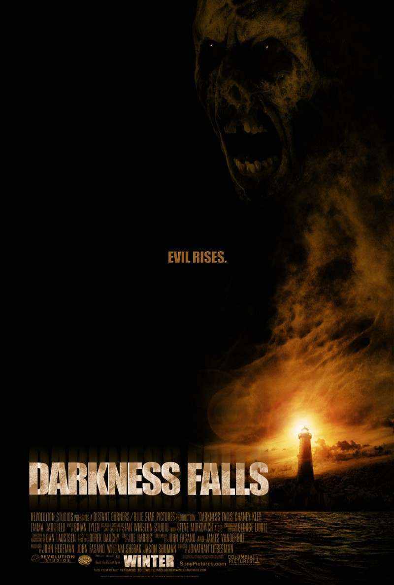 Darkness Falls poster