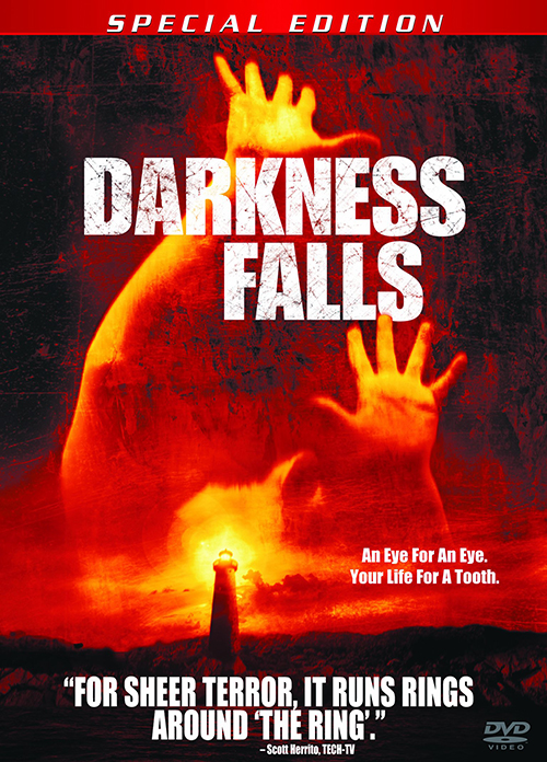 Darkness Falls DVD Cover