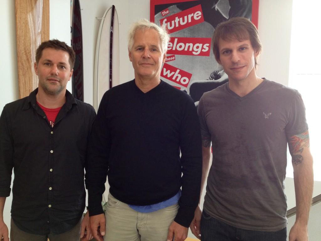 IDW's Chris Ryall, Chris Carter and Joe Harris