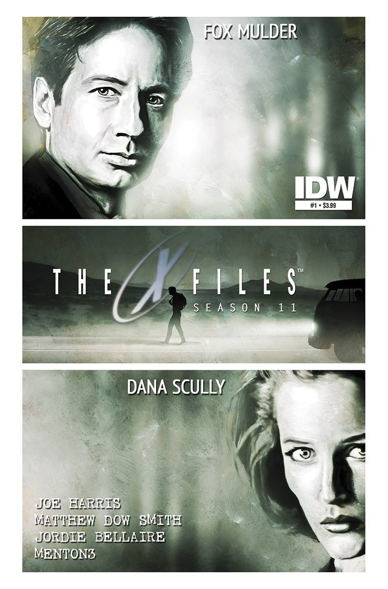 Reflections On The X Files Season 10 Plus The Original