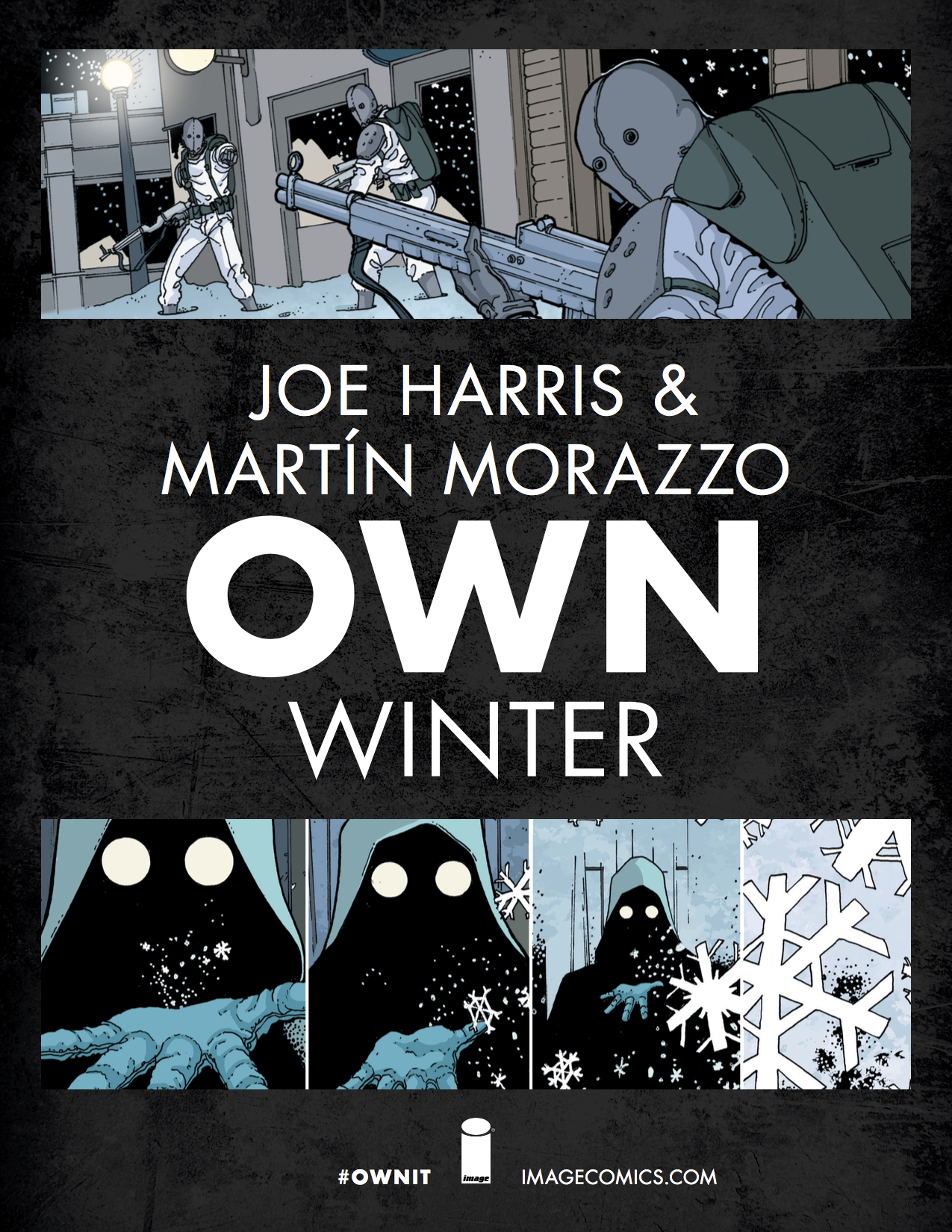 Joe Harris and Martin Morazzo Own Winter
