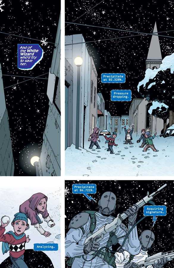 Snowfall Sample Page